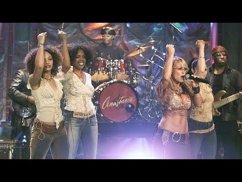 Anastacia - Anastacia - One day in your life (Live on 'Jay Leno')
