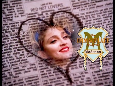 Madonna - Into the Groove (Immaculate Collection) Official Music Video HQ