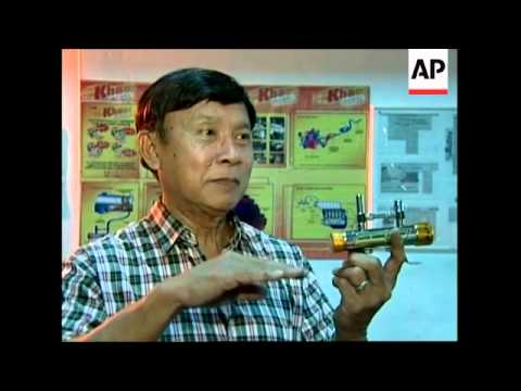 Filipino invents device to  reduce car pollution and fuel consumption
