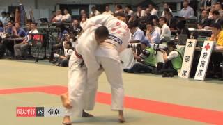 全日本学生柔道優勝大会 ~熱闘~ 【後編】