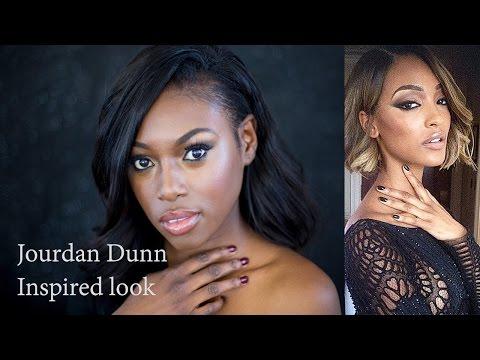 WOMAN CRUSH WEDNESDAY| JOURDAN DUNN INSPIRED LOOK
