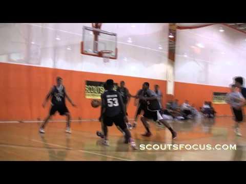 Team8 #96 Mason Mattocks, 6'1 196lbs, 2014 Camden County High School NC