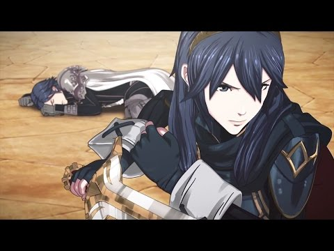 Super Smash Bros. 4 - Lucina/Captain Falcon/Robin Trailer (Wii U)