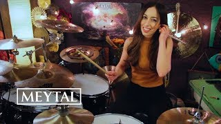 MEYTAL - Delusion - Drum Playthrough by Meytal Cohen