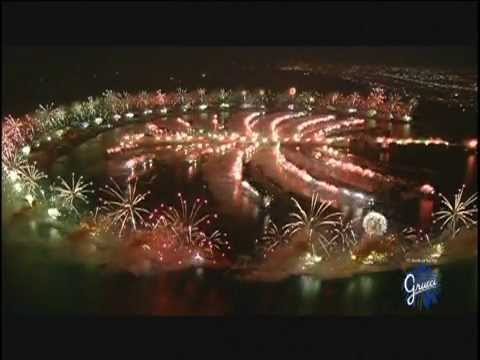 Fireworks by Grucci - Atlantis The Palm Grand Opening Dubai - The Official Video Edit