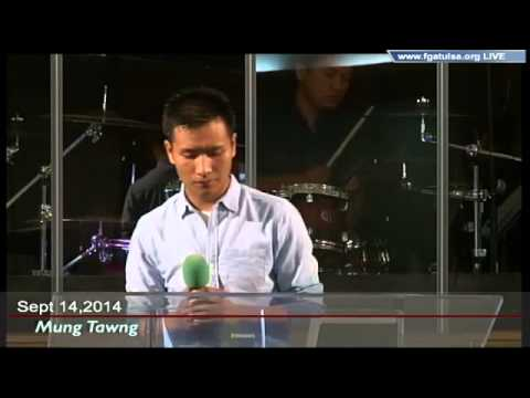 Mung Tawng@ FGATulsa Sept 14,2014