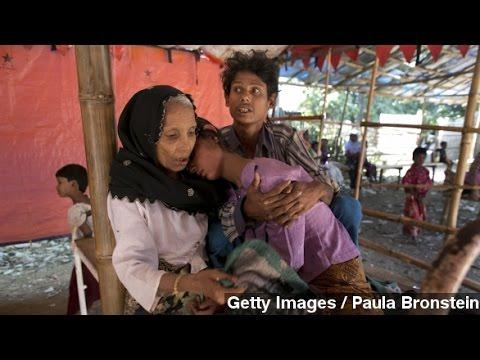 Myanmar's Rohingya Persecution Hangs Over ASEAN Summit