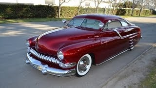 SOLD 1950 Mercury Coupe Hot Rod for sale by Corvette Mike Anaheim California 92807