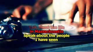 Massachusetts - Bee Gees (Karaoke) HD