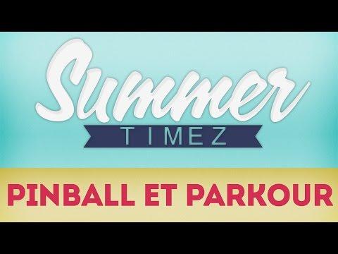 Minecraft Summer Timez Pinball et Parkour