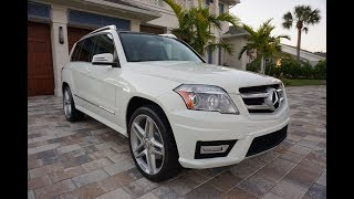 2011 Mercedes Benz GLK350 Review and Test Drive by Bill   Auto Europa Naples