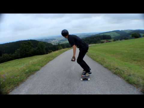 Longboarding: Make A Stand