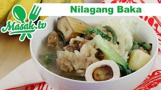 Nilagang Baka (Sup Sapi Pisang Khas Filipina) | Resep #237