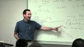 Lecture 10. 13C NMR Chemical Shifts. Chemical Equivalence and Spin-Spin Coupling.