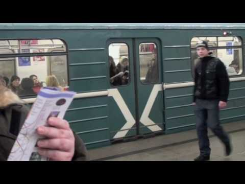 Metro in Moscow (eng.)