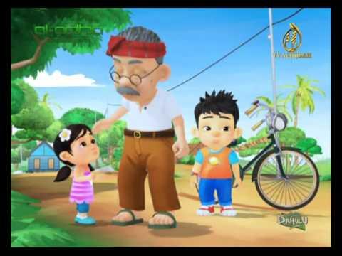 Pada Zaman Dahulu 2012 - Tali Pinggang Hikmat - part 1/3