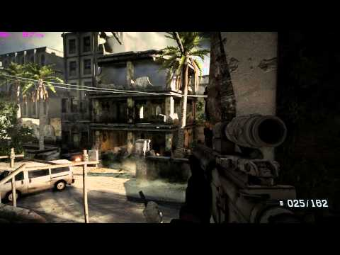 Medal of Honor Warfighter Max Settings GTX560TI/i5 3470/8GB