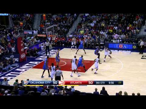 Hawks vs Thunder: A Tale of Two Offenses