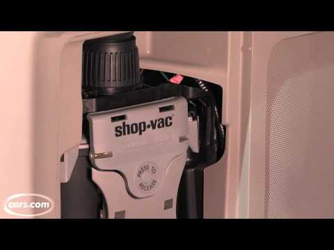 Honda Odyssey Vacuum in Action