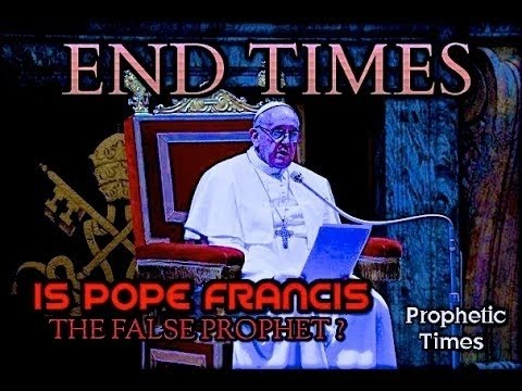 *URGENT* One World Religion News! The False Prophet Pope Francis & All Religions To Meet At Vatican!