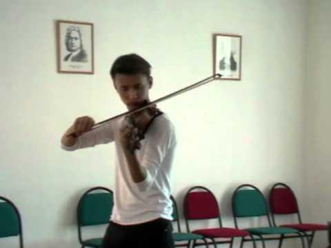 Бах Иоганн Себастьян - BWV 1004 - 3. Сарабанда