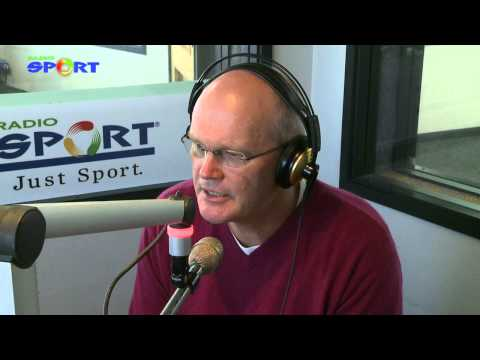 Radio Sport - Martin Crowe on demotion at Sky TV