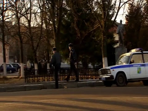 День милиции, документальный фильм