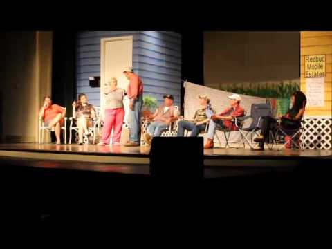 Moultrie GA production of Lust 'n Rust, The Trailer Park Musical