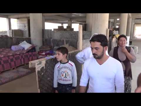 Norooz Foundations Delivers Aid to Yazidis Refugees in Iraq pt8