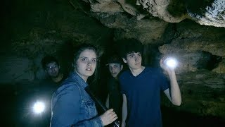 Beneath - A Cave Horror Film (Official Trailer)