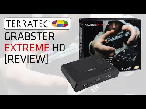 Terratec Grabster Extreme HD Capture Card [Review & Capture Test]