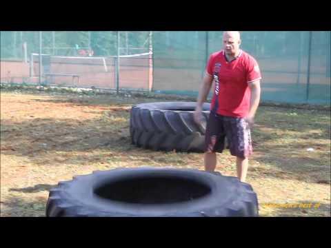 Fedor Emelianenko training compilation