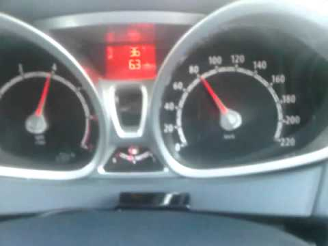 Ford Fiesta MK7 Ti-Vct 6 Speed Powershift with Throttle Controller