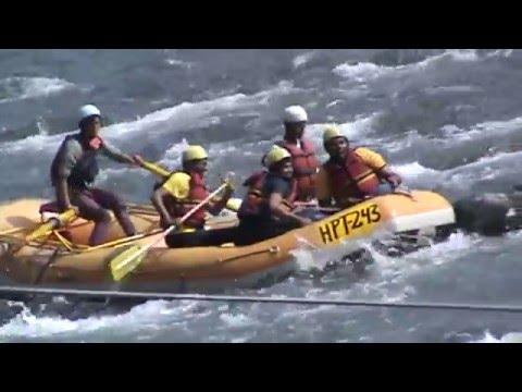 White Water Rafting in Beas River, Kulu valley, Himachal Pradesh