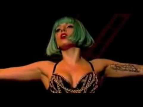 Lady Gaga - The Edge of Glory on Paul O Grady