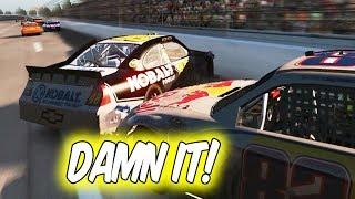 """SCOTT SPEED """"ELIMINATED"""" MY LIFE! // NASCAR 2011 Funny Eliminator Racing"""