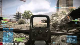 Battlefield 3: Playing noob with friends Marzo 2014