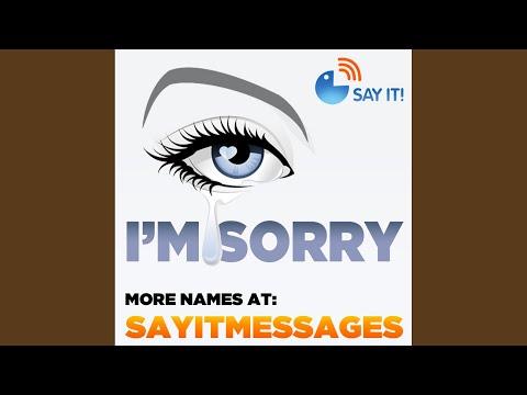 download lagu I`m Sorry Danielle gratis