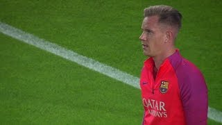 Download Ter Stegen - Best Saves by Best Goalkeeper 2017 3Gp Mp4