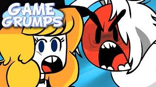 Game Grumps Animated - I HATE SUBWAY - by Brandon Turner