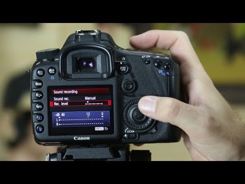 Canon 7d firmware 2.0 update. test. and Review - DSLR FILM NOOB