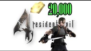 Resident Evil 4 - Easy 20,000 PTAS