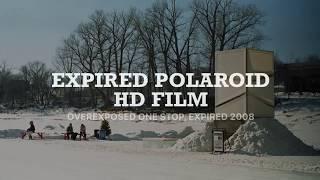 Expired Film - Polaroid High Definition 200