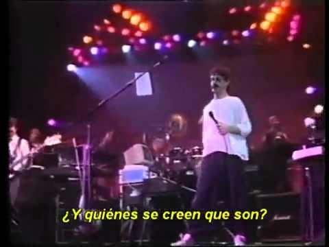 Frank Zappa - When The Lies So Big