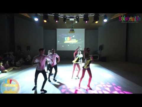 Eda Soz Dans Akademi Group Dance Performance - EDF 2016