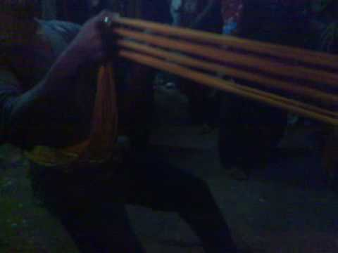 Sree Muni Pechi Amman Urumi Melam At Buntong 2010 video
