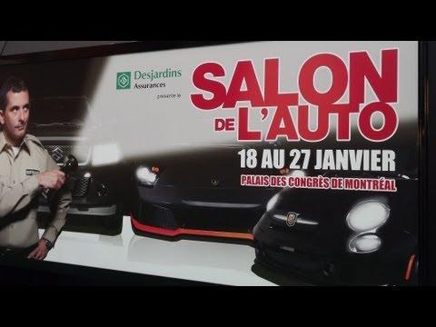 Salon de l'Auto de Montréal 2013