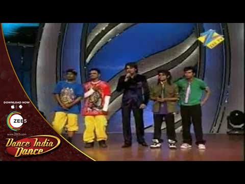 Dance Ke Superstars Grand Finale May 21 '11 - Dharmesh, Parvez, Siddhesh & Prince video