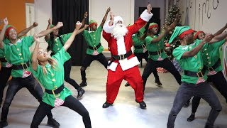 Hip-Hop Santa! 😂🎅🏾🔥🎄 | Random Structure TV
