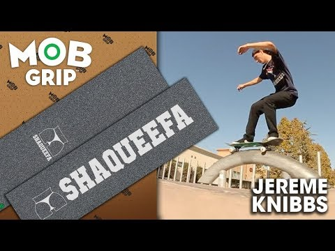 MOB Grip: Jereme Knibbs | Shaqueefa x Graphic MOB